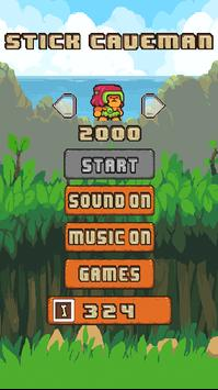 Super Stick Caveman Heroe screenshot 3