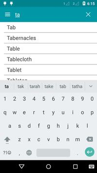 English To Tamil Dictionary screenshot 13