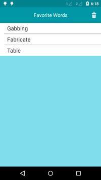 English To Tamil Dictionary screenshot 6