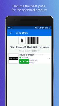 Free QR Scanner by Avira screenshot 1