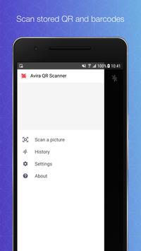 Free QR Scanner by Avira screenshot 4