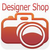 Designer Shop Photo Design icon