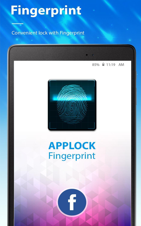 Applock Fingerprint Password Gallery Vault For Android Apk