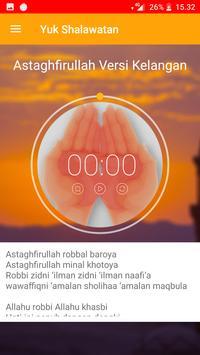 Yuk Sholawatan dan Mendengarkan Murottal Al-Qur'an screenshot 3