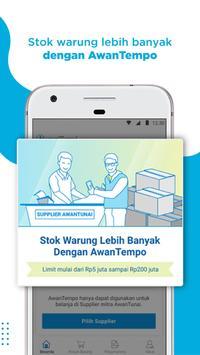 AwanTunai: Pembiayaan Belanja Untuk UMKM screenshot 2