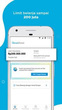 AwanTunai: Pembiayaan Belanja Untuk UMKM screenshot 3