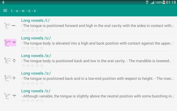 English Pronunciation screenshot 8