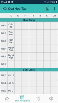 Kết quả học tập, Bảng điểm học sinh - Awabe screenshot 3