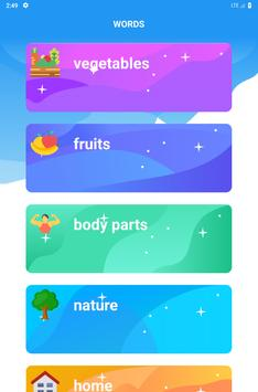 English vocabulary by picture screenshot 11