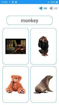 English vocabulary by picture screenshot 5