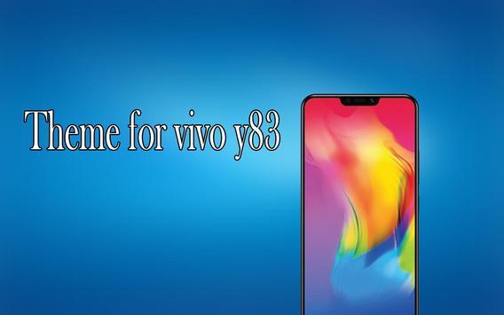 Theme for Vivo Y83 screenshot 1