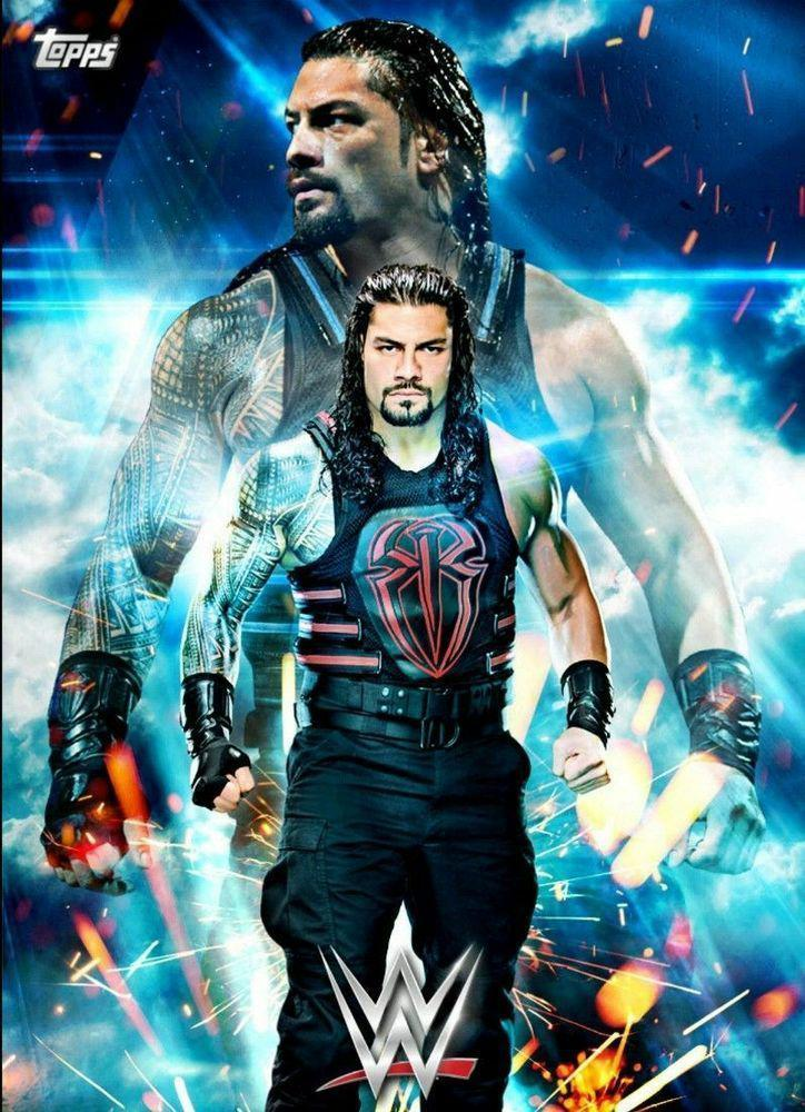 Roman Reigns Wallpaper for Android - APK Download