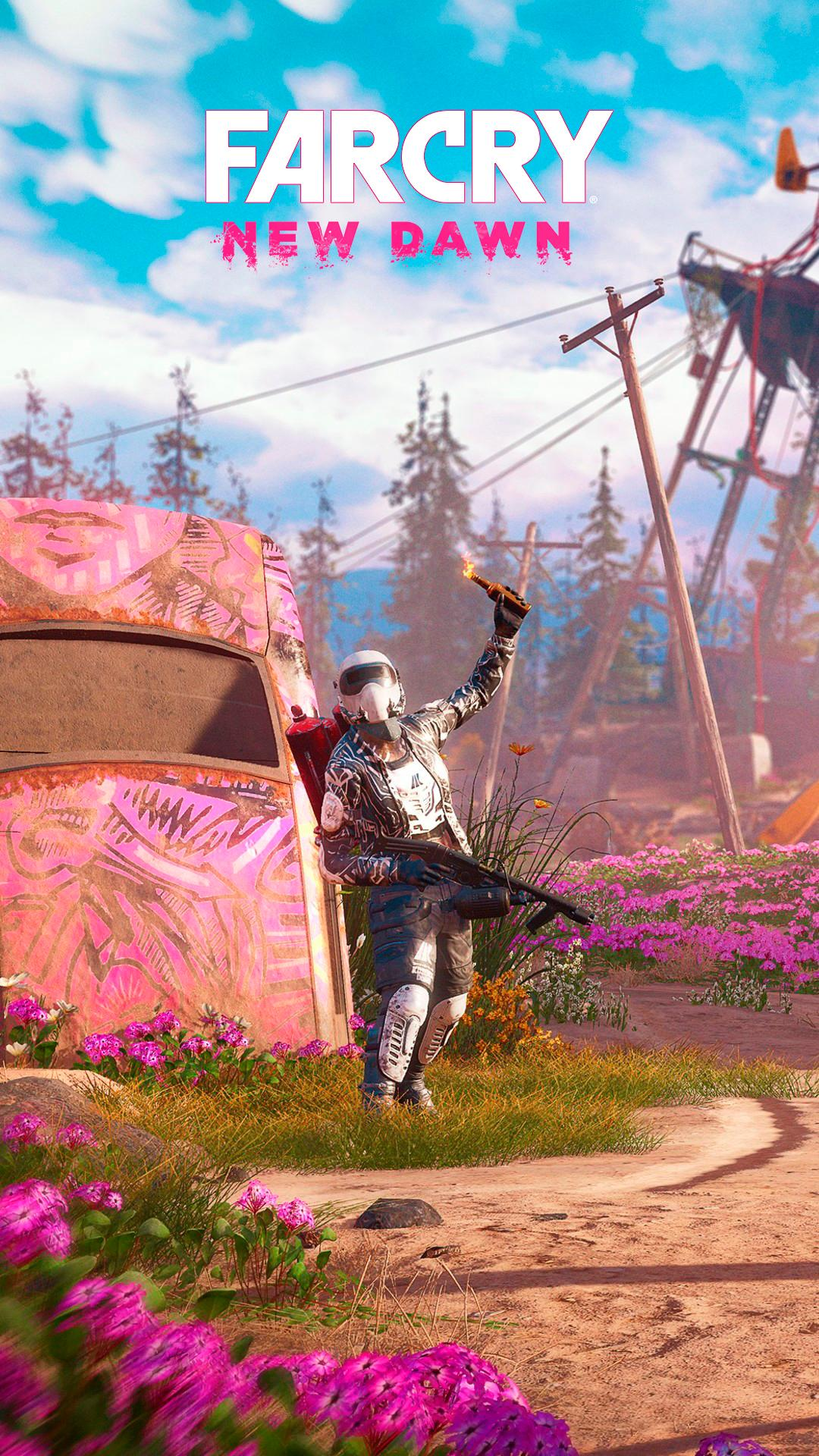 Far Cry New Dawn Far Cry 5 Wallpapers For Android Apk Download