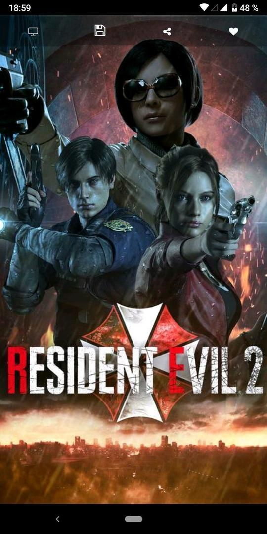 Resident Evil 2 Remake Wallpapers For Android Apk Download