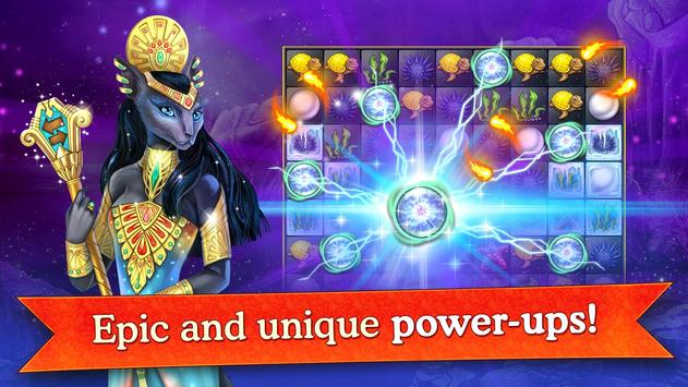 Cradle of Empires Match-3 Game screenshot 2