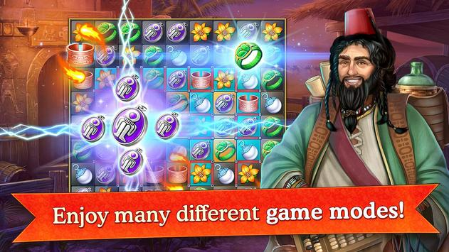 Cradle of Empires Match-3 Game screenshot 9