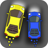 Impossible 2 Cars Race icon