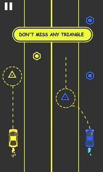 Impossible 2 Cars Race screenshot 2