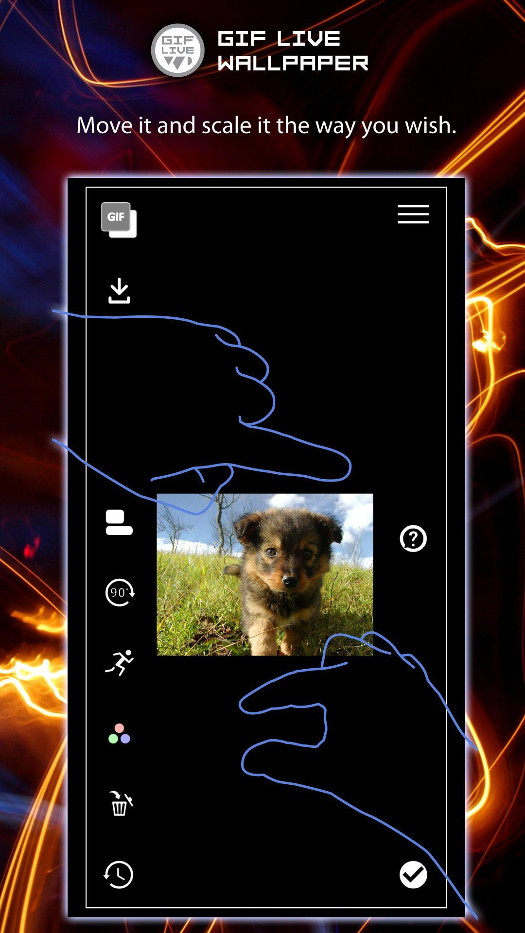 Gif Live Wallpaper For Android Apk Download