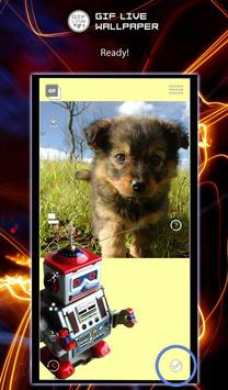 GIF Live Wallpaper screenshot 7