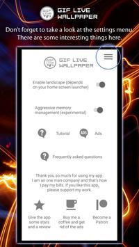 GIF Live Wallpaper screenshot 5