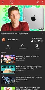 AirTube: Play Tube Video - Floating tube screenshot 3