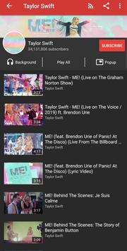 AirTube: Play Tube Video - Floating tube screenshot 5