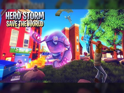 Hero Storm - Save the World screenshot 7