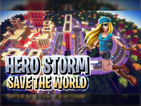 Hero Storm - Save the World screenshot 8