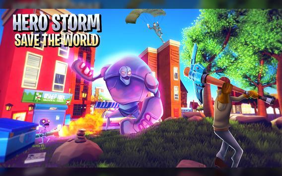 Hero Storm - Save the World screenshot 12