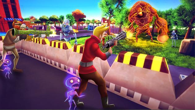 Hero Storm - Save the World screenshot 1