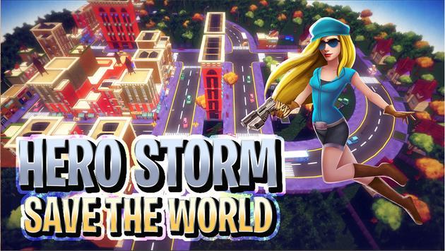 Hero Storm - Save the World screenshot 3