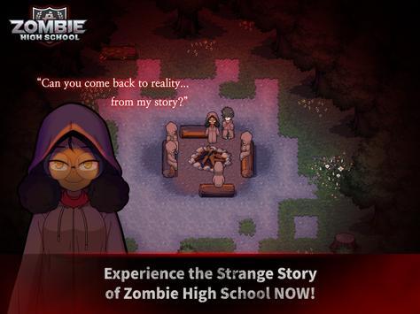 Zombie High School : Dark Kitchen imagem de tela 4