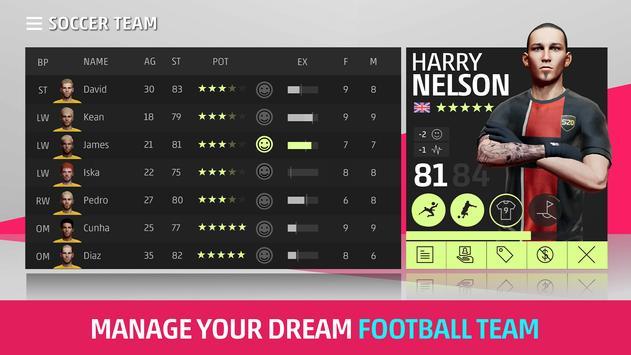 SEASON Pro Football Manager - Football Management screenshot 1