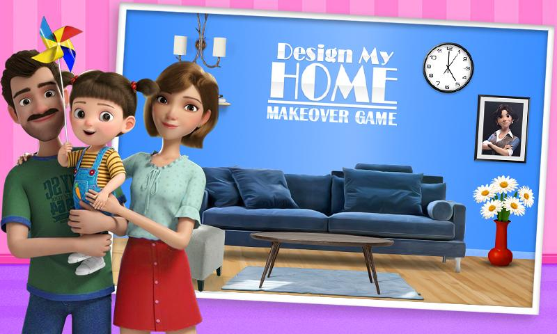 My Home Design Game Dream House Makeover For Android Apk