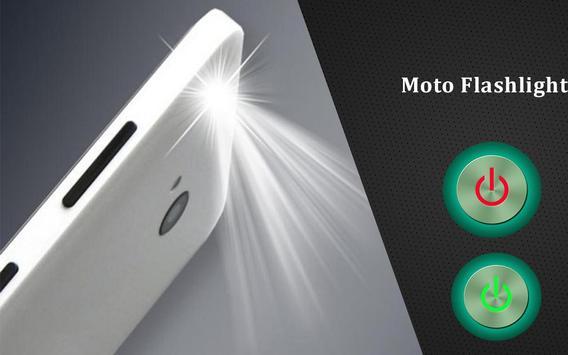 FlashLight for Moto G7 Plus / G6 Plus screenshot 1