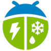 Weather by WeatherBug: Real Time Forecast & Alerts icon