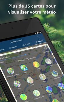 Météo par WeatherBug capture d'écran 10