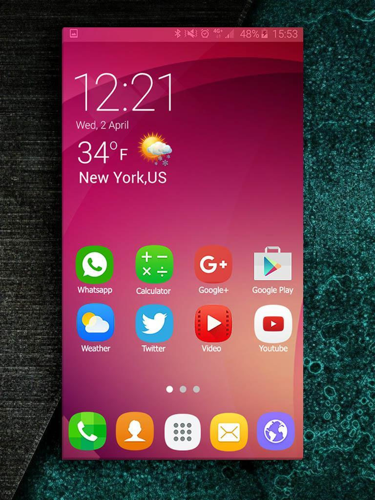 Launcher For BlackBerry Z3 pro for Android - APK Download