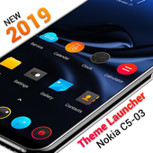 Launcher For Nokia C5-03 Pro themes and wallpaper icon