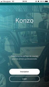 Konzo poster