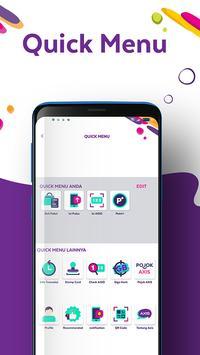 AXISnet screenshot 2