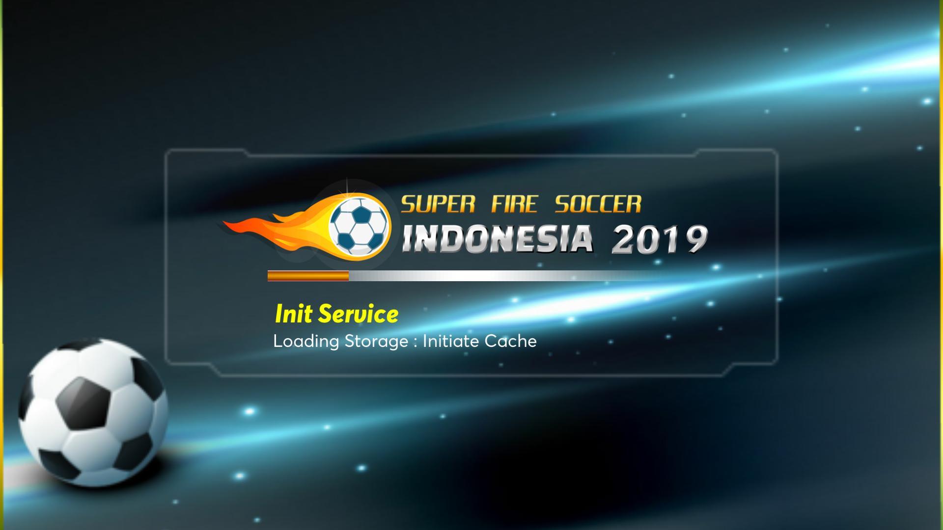 Game yang gratis Super Fire Soccer - Piala Presiden 2019