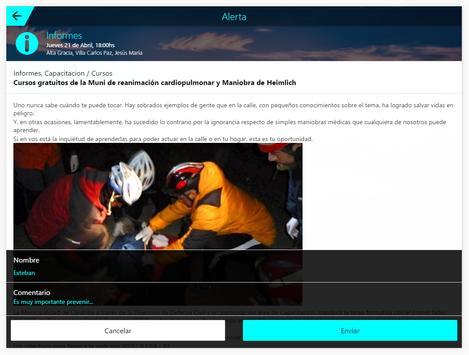 Secretaría Gestión de Riesgo screenshot 7