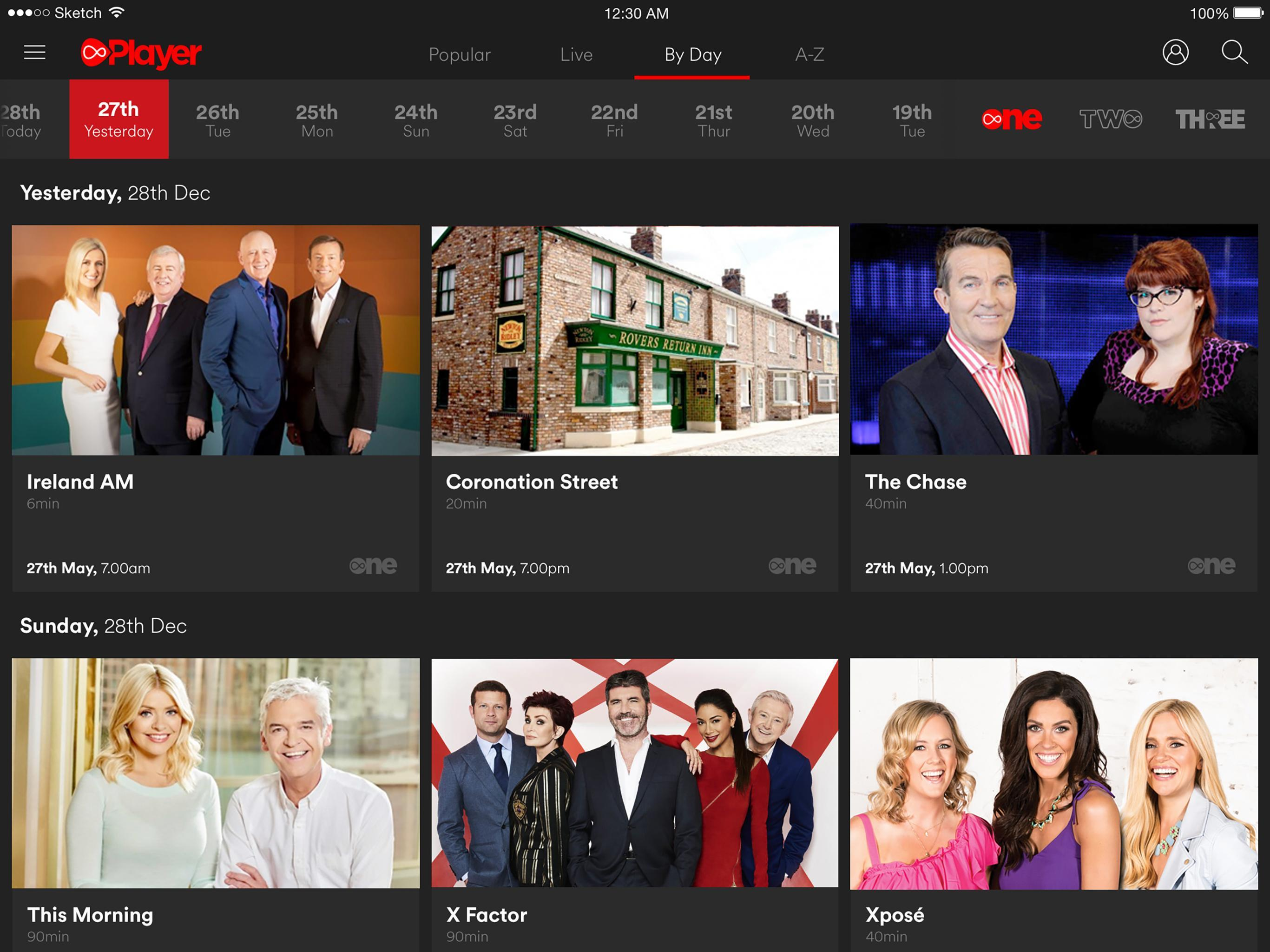 Virgin Media Player for Android - APK Download