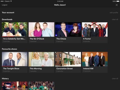 Virgin Media Player screenshot 9