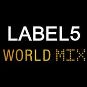 Worldmix par LABEL 5 - Pour réussir vos cocktails icon