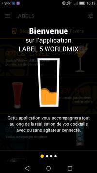 Worldmix par LABEL 5 - Pour réussir vos cocktails screenshot 1