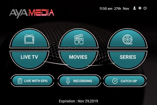 AyaMedia poster