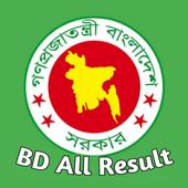 BD All Board Result 2019 icon